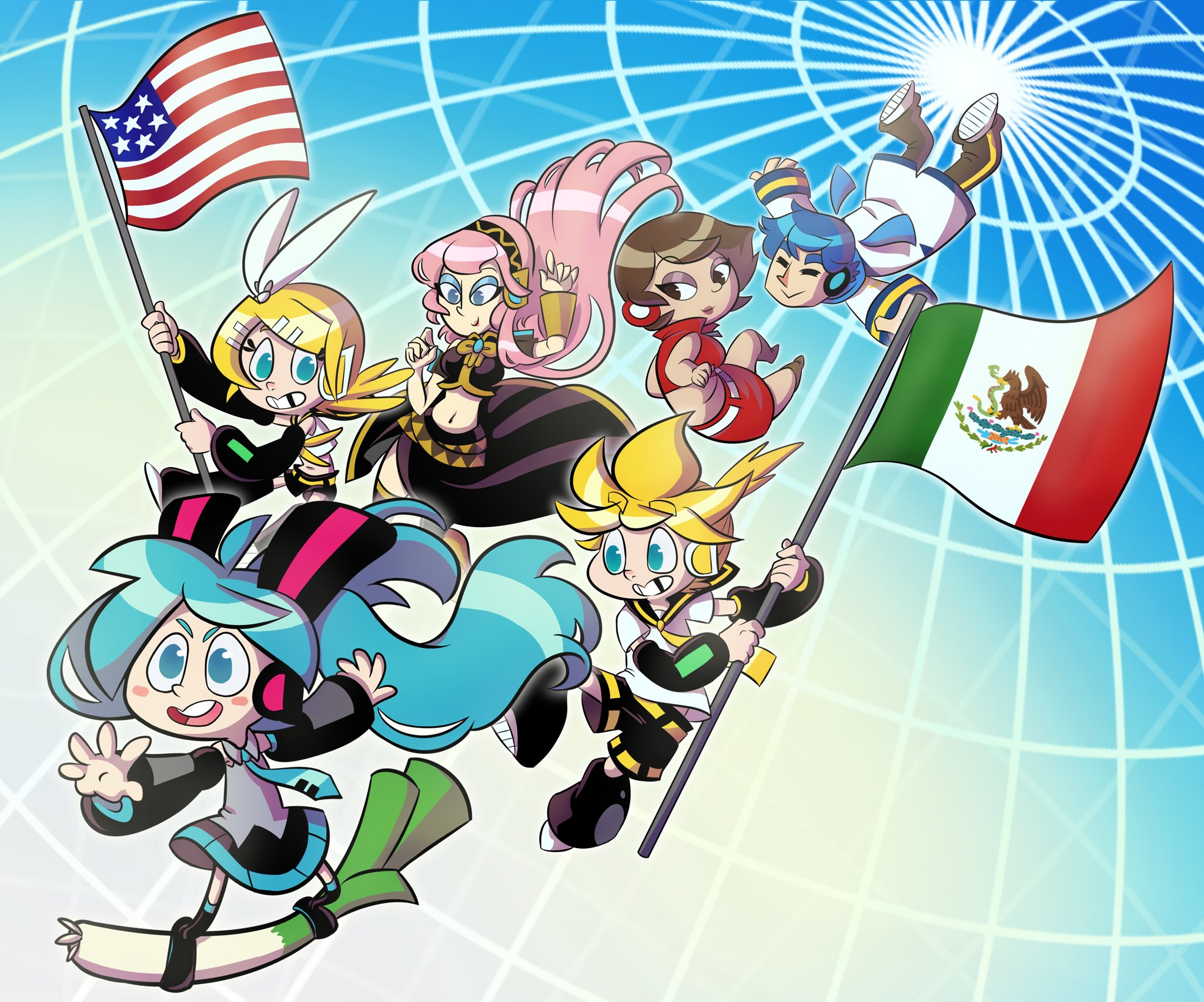 Miku Expo returns to USA, Mexico in Summer 2018